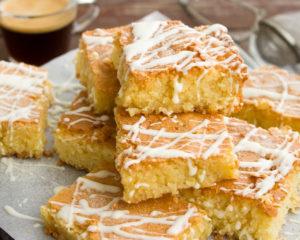 Вкусный и нежный торт из сливок - нежный, мягкий с легким вкусом ванили