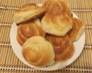 Венские булочки украсят ваш стол к чаепитию, очень вкусные, пышные и многими любимые