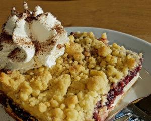 Бабушкин пирог - замечательный вкусный пирог из песочного теста