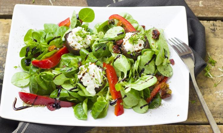 Простые салаты - салаты которые легко готовить