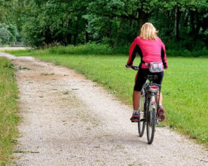 Велопрогулки полезны для здорвовья