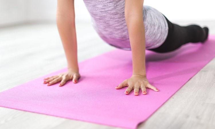 Комплекс упражнений для поддерживания физической формы