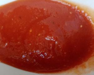 Кетчуп - популярный, вкусный томатный соус