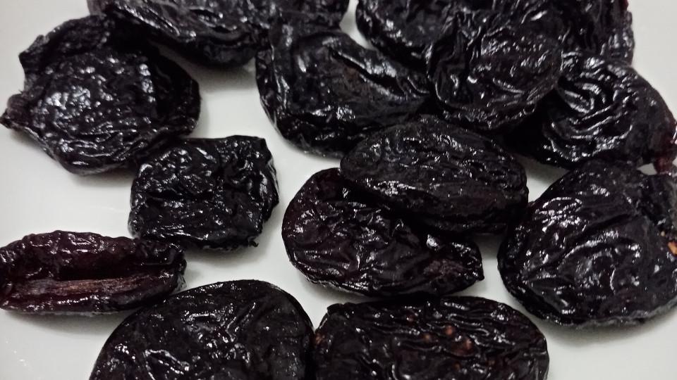 чернослив - ингредиент для приготовления постного салата