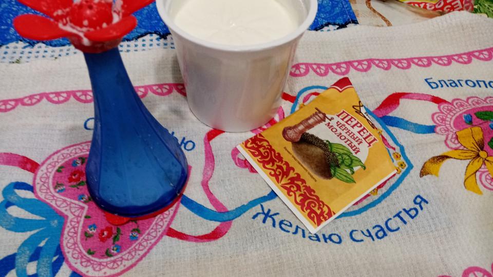 Ингредиенты для приготовления маринада