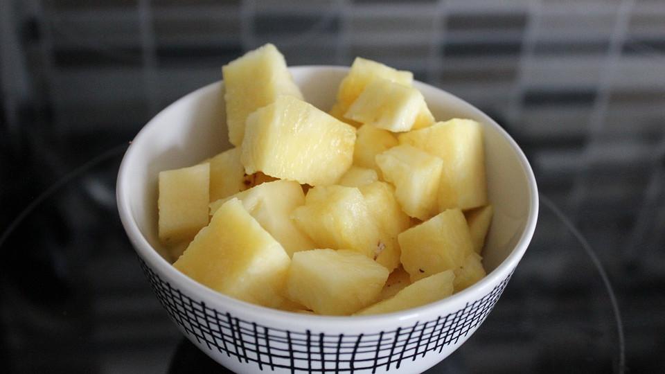 ананас для салата