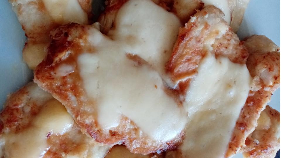 филе куриное под сыром