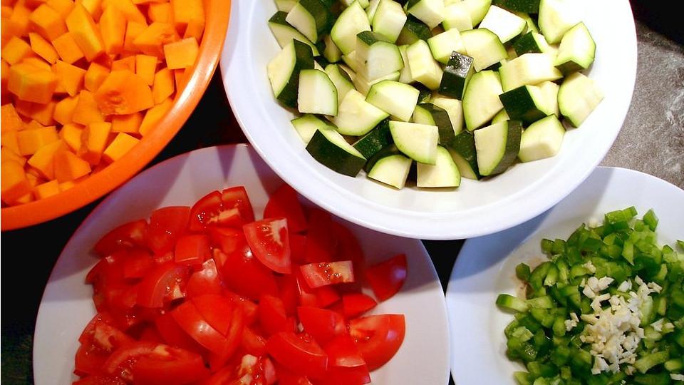 овощи для приготовления икры