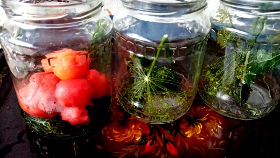 консервирование томатов для длительного хранения