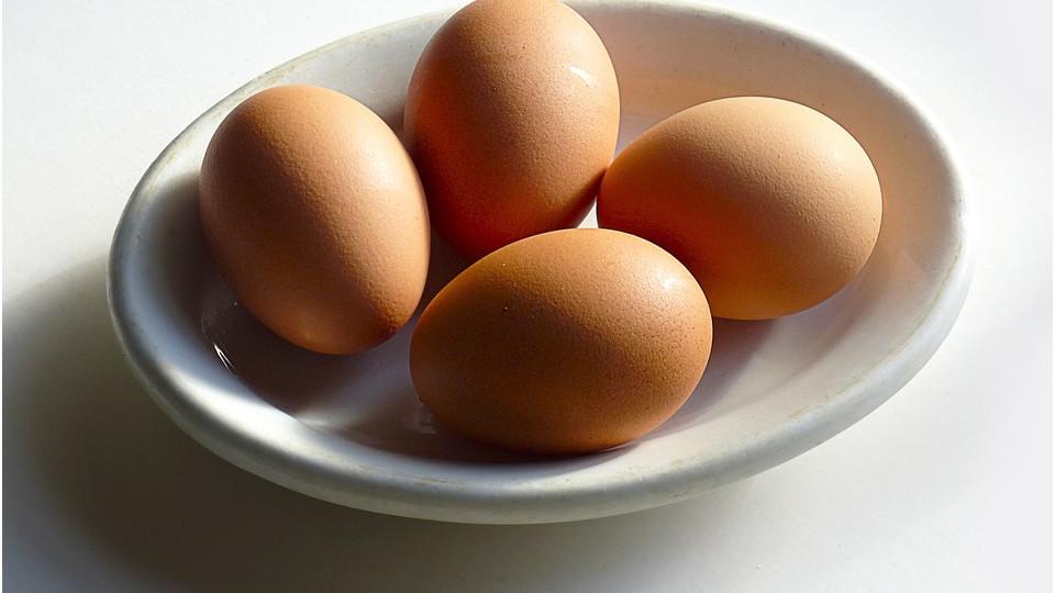 яйца для салата