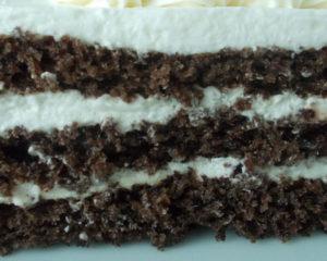 """Замечательный торт """"Поцелуй негра"""" вкусный и нежный, простой рецепт"""