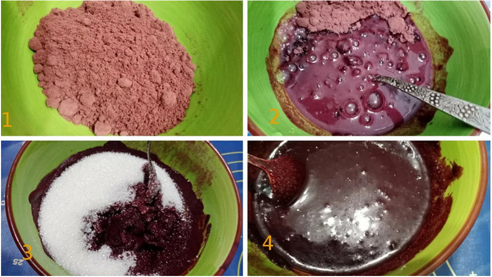 сушеная черемуха для пирога