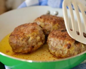 Куриные котлеты - вкусные котлеты из куриного рубленого мяса