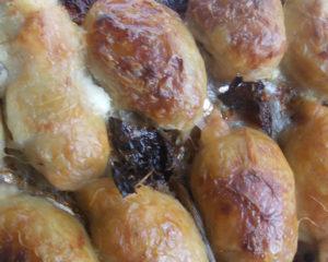 Фаршированные куриные шейки - вкусно и просто