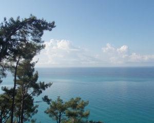 Абхазия - страна гор, озер и водопадов. Красивые места, теплое море, пляж, отличный климат