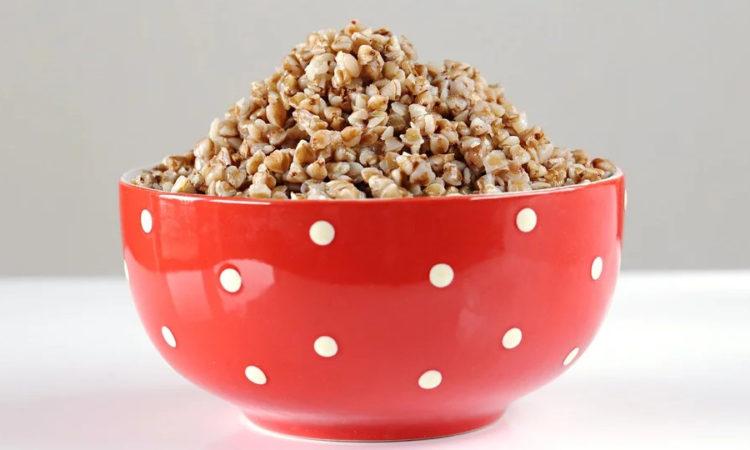 каша - полезная еда из крупы