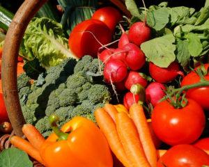 разные овощи для приготовления постной еды