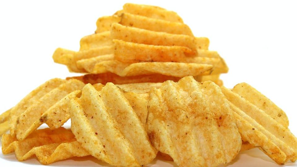 Крекеры картофельные